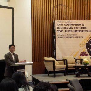 Seminar bersama komisioner KPK: gratis