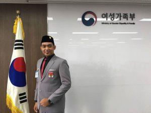 Delegasi Indonesia di Indonesia-Korea Youth Exchange Program, 2016